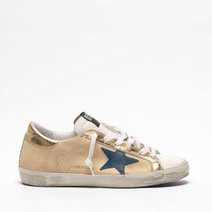 GGDB Superstar Hazelnut - Gold - Blue Star